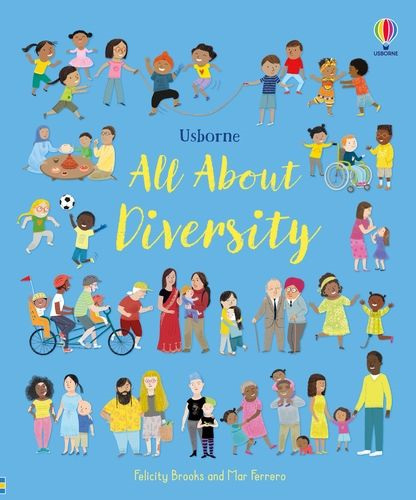All About Diversity (pre-order)
