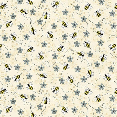 All About the Bees Cream Bee Trails 2425-33
