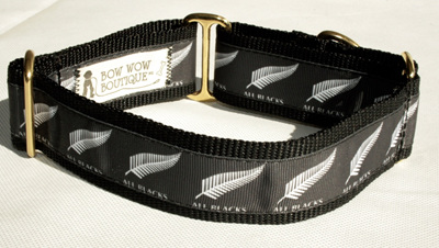 All Blacks Collar
