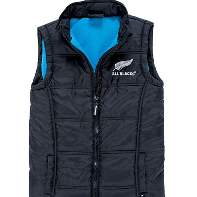 All Blacks Infants Puffer Vest