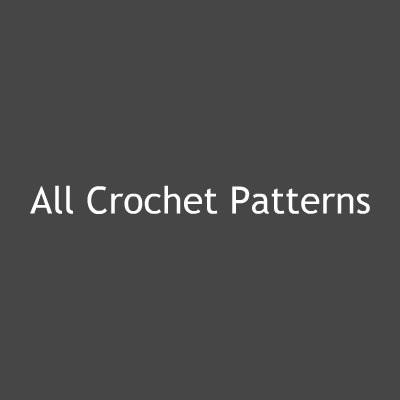 All Crochet Patterns