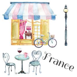 All France Themed