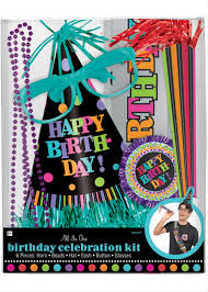 All in One Birthday Celebration Kit