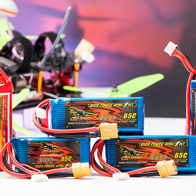 All Lipo Batteries