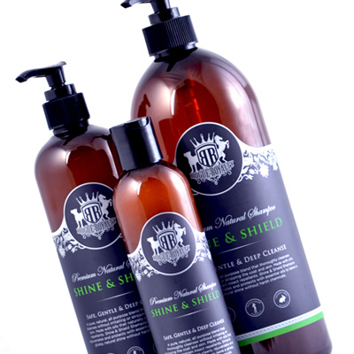 Dog/Horse Shampoo - All Natural Blend