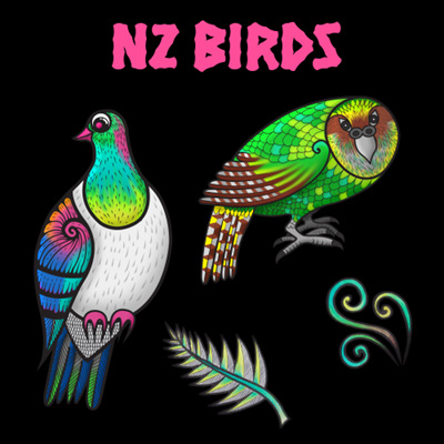 All New Zealand Birds