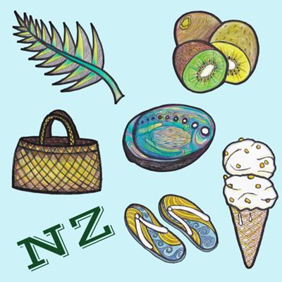 All New Zealand / Kiwiana
