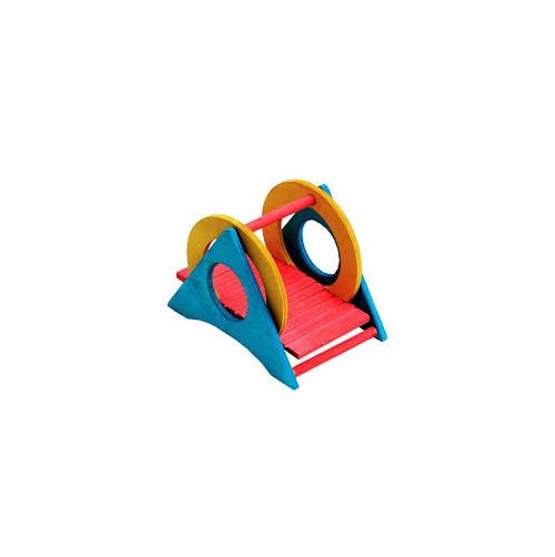 All Pet Mouse Toy Silly Swing