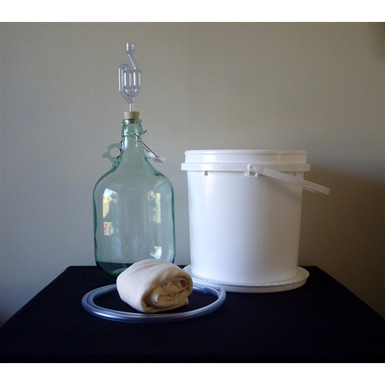 All you need home winemaking package