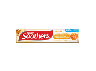 ALLENS SOOTHERS HNY/LEMN BX36