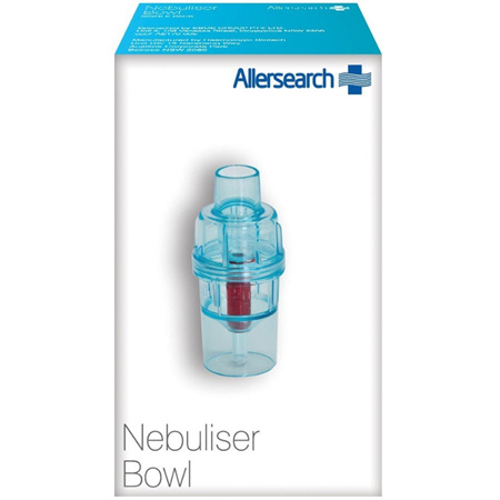 ALLERSEARCH NEBULISER BOWL
