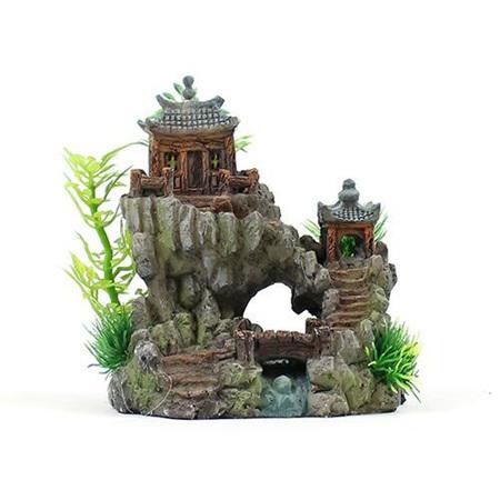 Allpet Oriental Hut Ornament