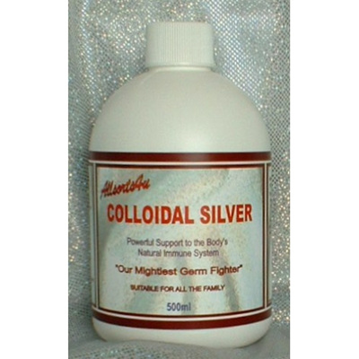 Allsorts4u Colloidal Silver For The Family 500ml