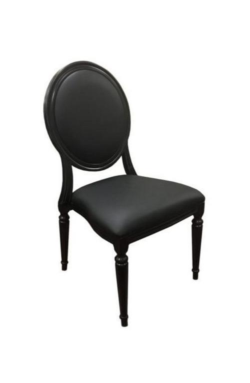 Allure Chair    Black Frame