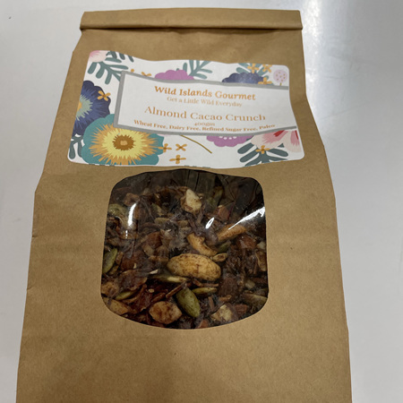 Almond Cacao Crunch