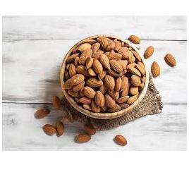 Almonds Raw Whole Organic Approx 100g