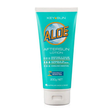 ALOE AFTERSUN LOTION 200G