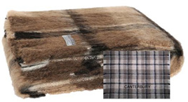 Alpaca Throw - Canterbury