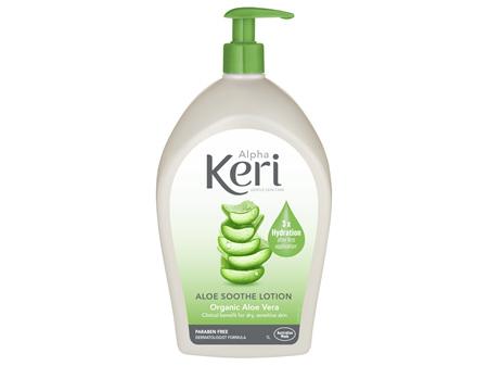 Alpha Keri Aloe Soothe Skin Lotion 1 Litre