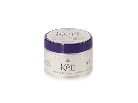 Alpha Keri Anti Cellulite Sugar Body Scrub 225 g