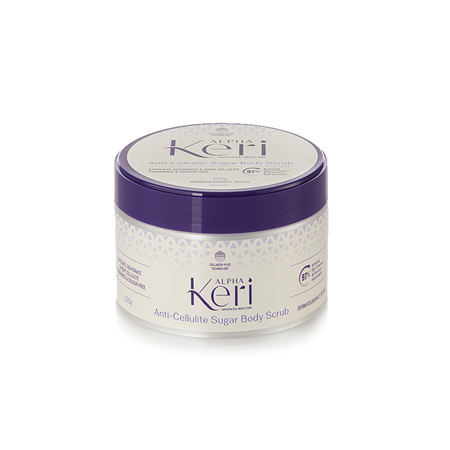 Alpha Keri Anti Cellulite Sugar Body Scrub 225 g