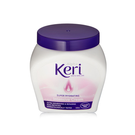 Alpha Keri Intensive Recovery Body Cream 500ml