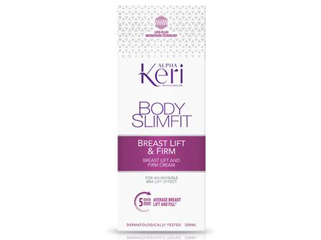 Alpha Keri Slimfit Bust Lift & Firm Cream 200ml