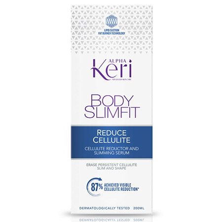 Alpha Keri Slimfit Cellulite Reductor Serum 200ml