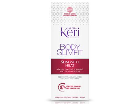 Alpha Keri Slimfit Heat-Active Slim & Firm Serum 200ml