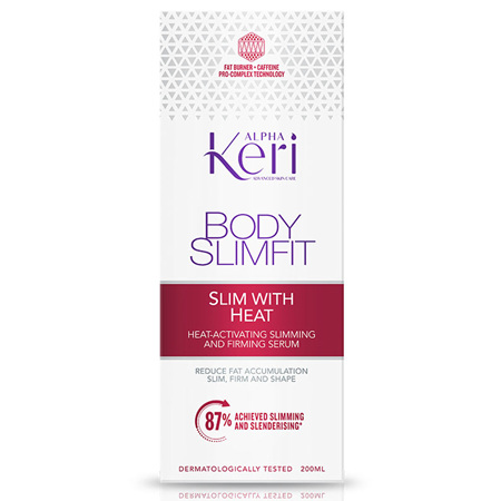 Alpha Keri Slimfit Heat-Active Slim & Firm Serum 200ml