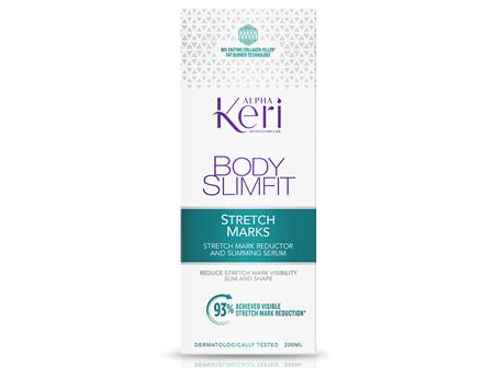 Alpha Keri Slimfit Stretch Mark Reductor Serum 200ml