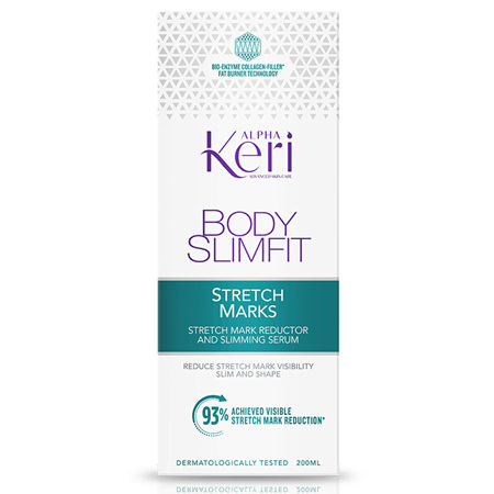 Alpha Keri Slimfit Stretch Mark Reductor Serum 200ml