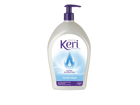 Alpha Keri Super Hydrating Gentle Body Wash 1L