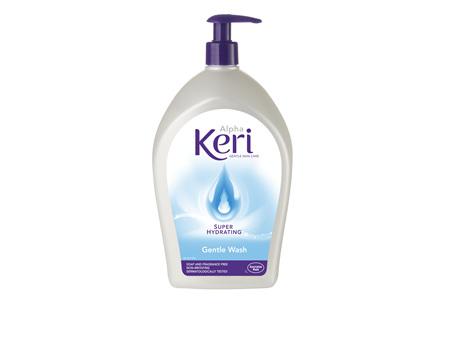 Alpha Keri Super Hydrating Gentle Body Wash 1L