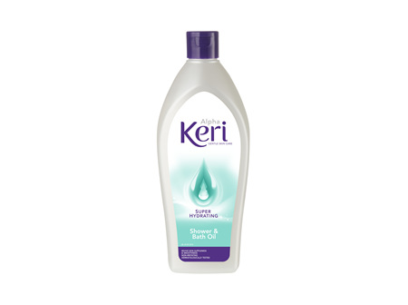 Alpha Keri Super Hydrating Gentle Body Wash 400ml