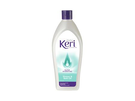 Alpha Keri Super Hydrating Gentle Body Wash 400ml