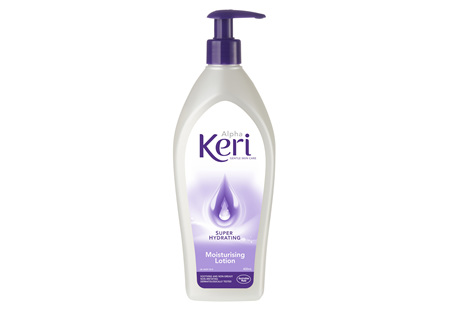 Alpha Keri Super Hydrating Moisturising Lotion 400ml