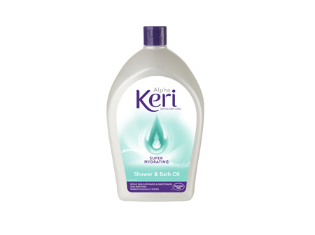 Alpha Keri Super Hydrating Shower & Bath Oil 1L