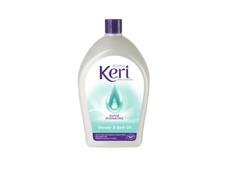 Alpha Keri Super Hydrating Shower & Bath Oil 1L