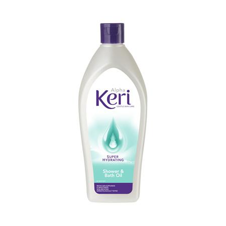 Alpha Keri Super Hydrating Shower & Bath Oil 400ml