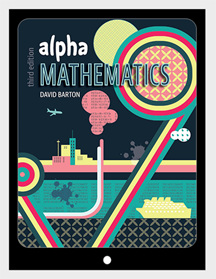 Alpha Mathematics, 3e VitalSource eBook