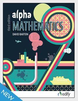 Alpha Mathematics, 3e