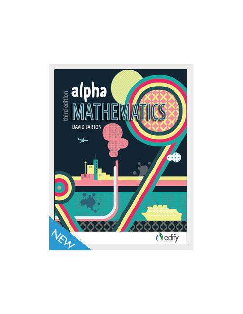 Alpha Mathematics - author David Barton - available from Edify