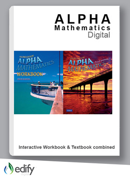 Alpha Mathematics Digital Annual Subscription