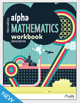Alpha Mathematics Workbook, 3e