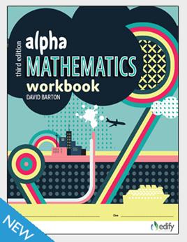 Alpha Mathematics Workbook, 3e