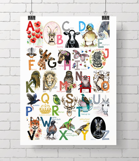 Alphabet, Love Lis