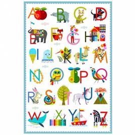 Alphabet Multi Panel NT80240101