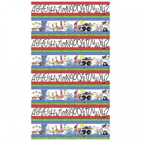 Alphabet Soup Alphabet Stripe 28208-X