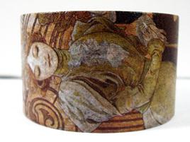 Alphonse Mucha: Art Nouveau Ladies Washi Tape: Style B